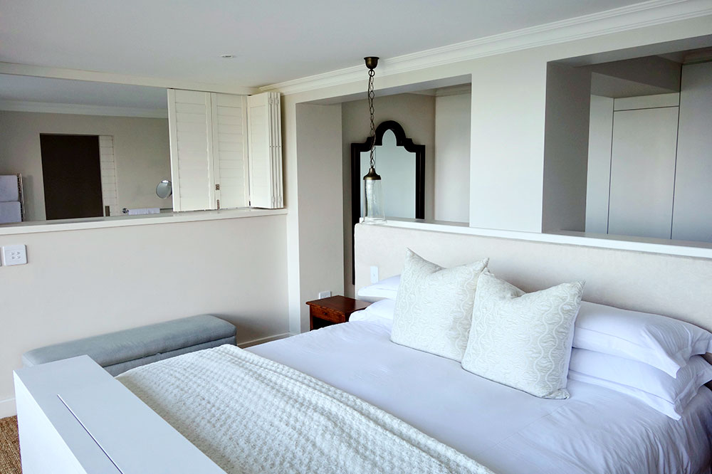 Our room at Cape View Clifton