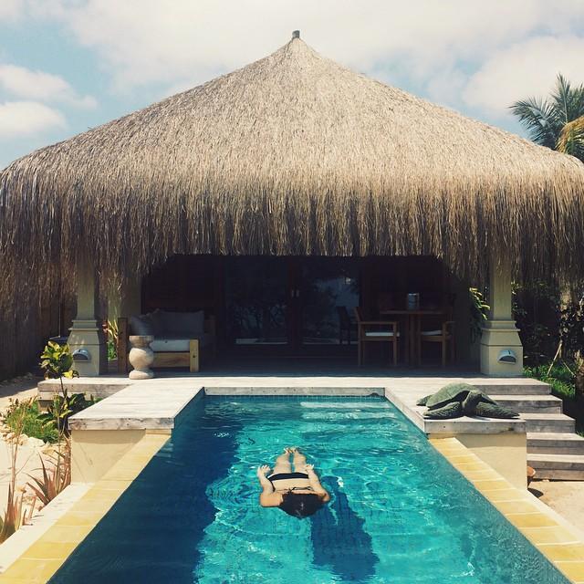 Azura Benguerra Island Private Pool